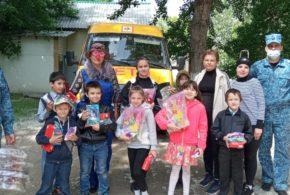 Культурно-реабилитационное мероприятие, посвященное празднику «День защиты детей»
